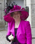 Mother of the Bride at Ardverikie Estate wedding