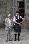 Piper at Ardverikie House Estate