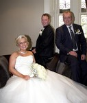Bride and Family at Landmark Hotel Dundee