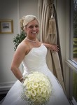 Bride at Landmark Hotel Dundee
