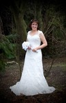 Bride at Invercarse hotel, Dundee