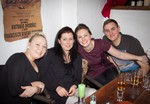 Birthday party at Sol y Sombra, Broughty Ferry, Dundee