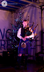 Broughty Ferry Christmas lights switch-on
