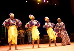 African Praise and Gospel Concert, Caird Hall, Dundee