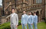 Sitang and Dan were married at Dundee Registrar's and we went to McManus Galleries for photographs